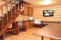 Изба, гостиничный комплекс