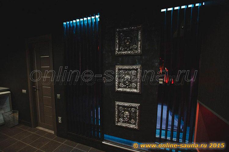 Готическая комната