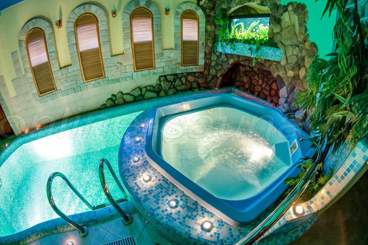 Wellness SPA Grotto