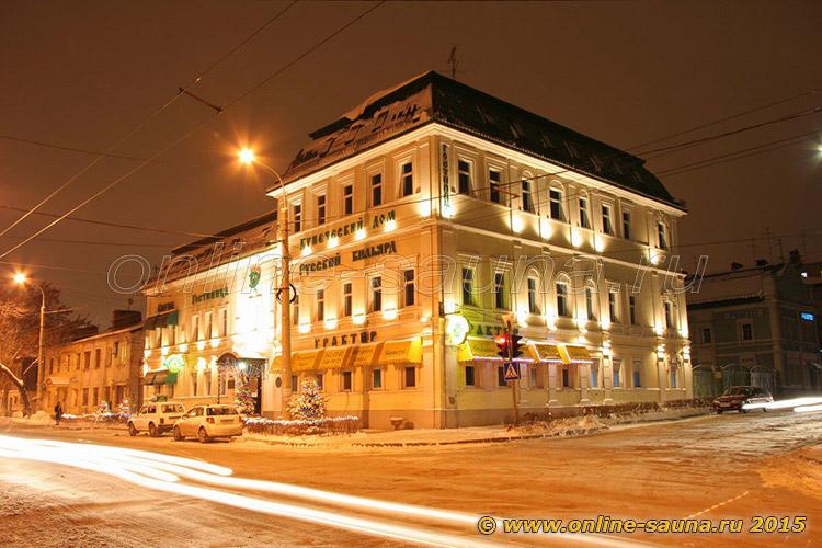 Купеческий дом, гостиничный комплекс